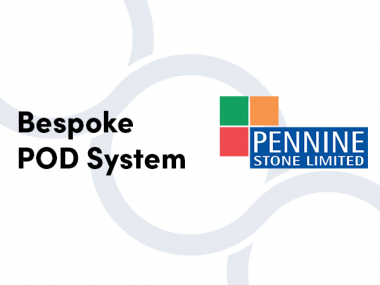 Pennine Stone Limited - Web Development