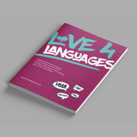 Brand Development for Love 4 Languages