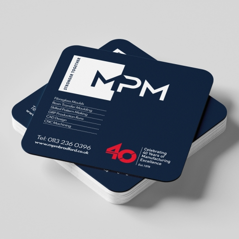 Brand Development for MPM Bradford