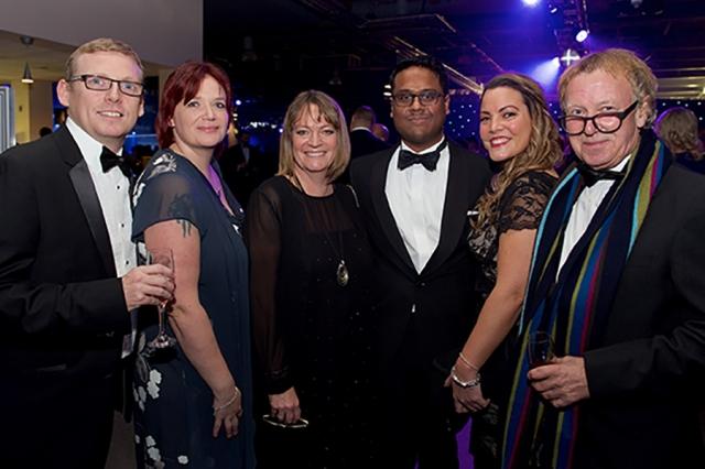 Doncaster celebrates at largest ever Chamber Awards Dinner