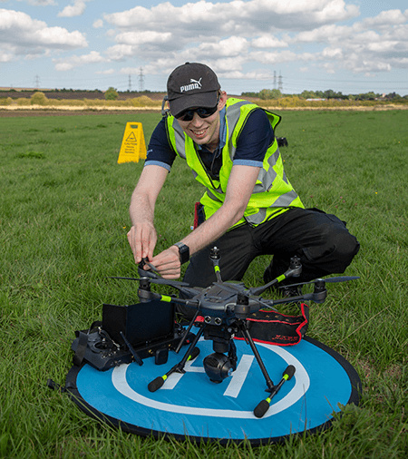 Keane Develop Online Training Platform for Drone Pilots with CAA approval.
