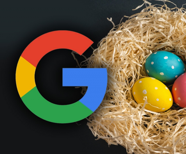10 of the coolest Google Easter eggs