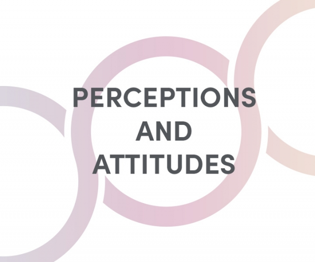 Perceptions and Attitudes